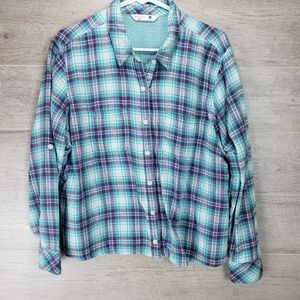 Lee Plaid Shirt